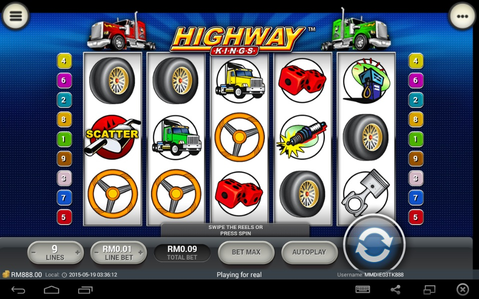 slot game online for mobile
